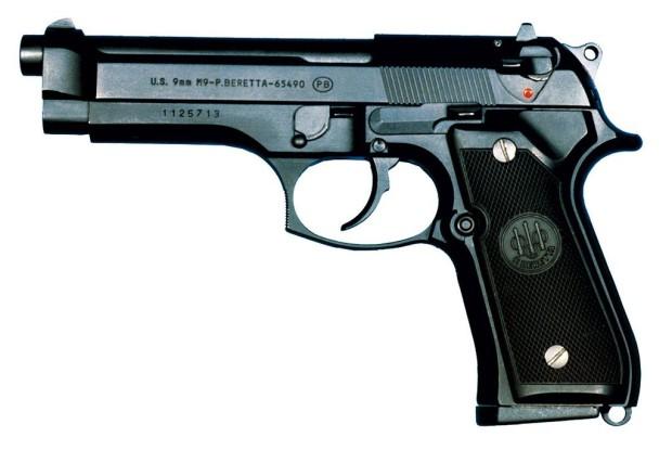 Beretta 92 poloautomatická pistole