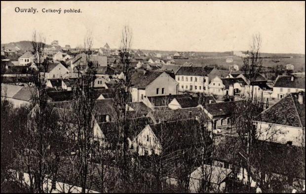 Úvaly 1920
