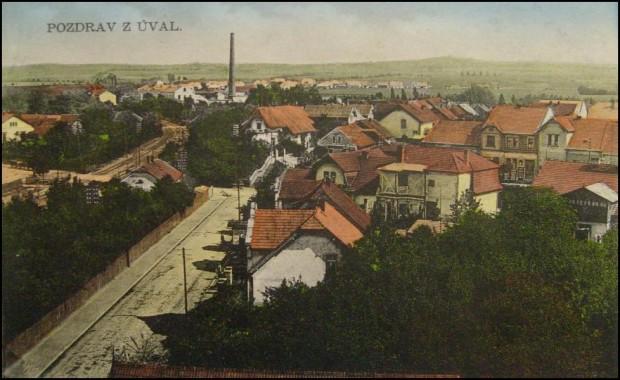 Úvaly 1922 (hrubý odhad)