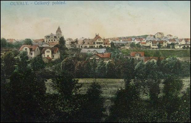 Úvaly 1923