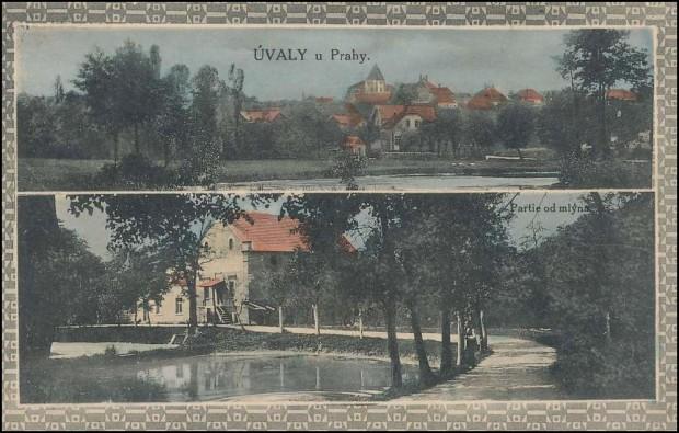 Úvaly 1925
