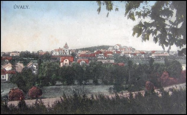 Úvaly 1929