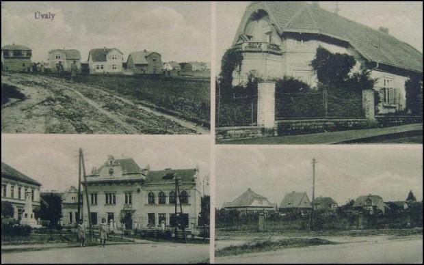 Úvaly 1938