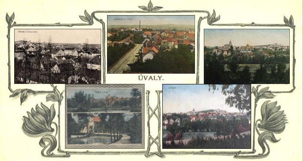 uvaly-dobova-pohlednice-mix